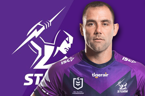 Article image for Ryan Papenhuyzen sees the fun side of Cameron Smith's retirement speculation