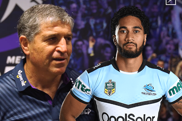 Article image for EXCLUSIVE | Melbourne Storm to announce Ricky Leutele signing imminently