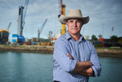 Katter Party won't rule out alliance with 'naughty' Labor
