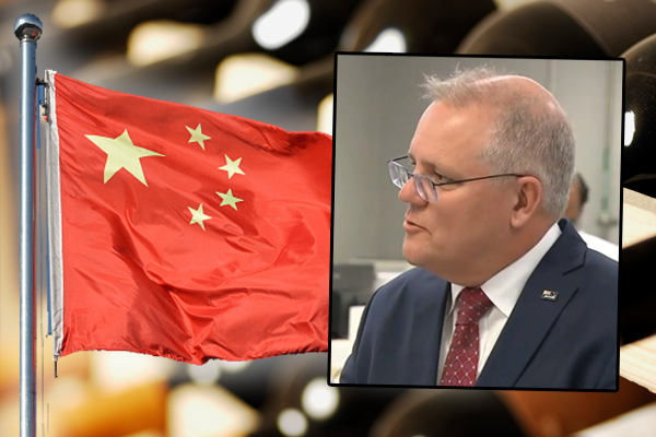 Article image for Prime Minister blamed for China's wine import probe