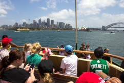 Why not Aussie ferries for Sydney-siders?