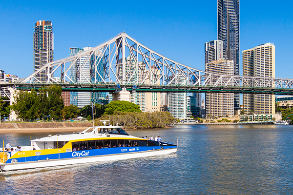 Article image for North Stradbroke Island ferry proposal deemed 'misleading and insulting'