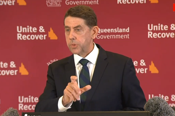 Article image for Queensland Treasurer defends public service increase as state tips $100 billion into debt