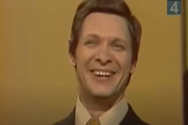 Article image for WATCH   Eduard Khil's 1976 Trololo Song