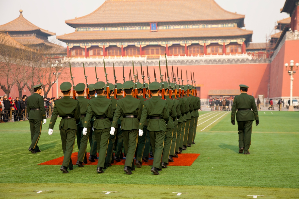 Article image for Fears China's 'Wolf Warrior diplomacy' will escalate into war