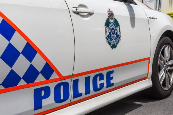 Article image for Man taken into custody after being holed up in Brisbane south home