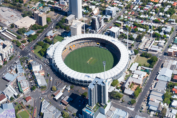 Article image for Commonwealth blindsided by $1 billion Gabba revamp