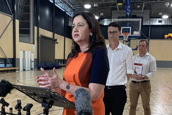 Article image for QLD election: Death tax argy-bargy goes down to the wire
