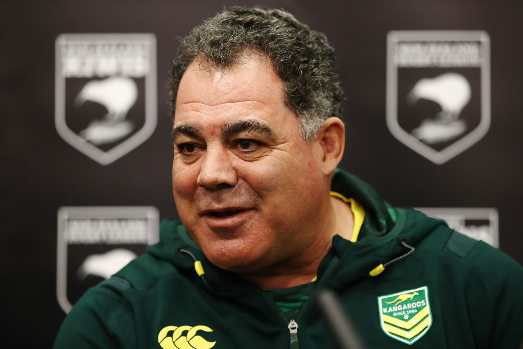 Article image for Mal Meninga 'happy and proud' to return to the Maroons