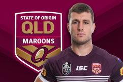 Maroons star thrilled with Origin selection and coaching reunion