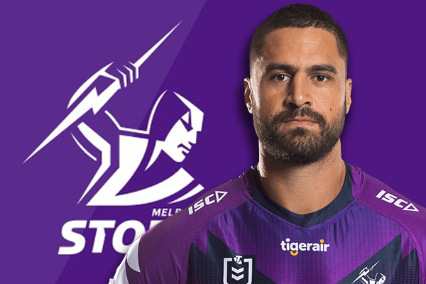 Article image for Prelim pride won't distract Melbourne Storm says Jesse Bromwich