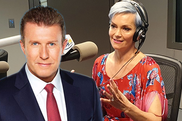 Article image for Deborah Knight and Jessica Rowe dob in Peter Overton's shameful dinner