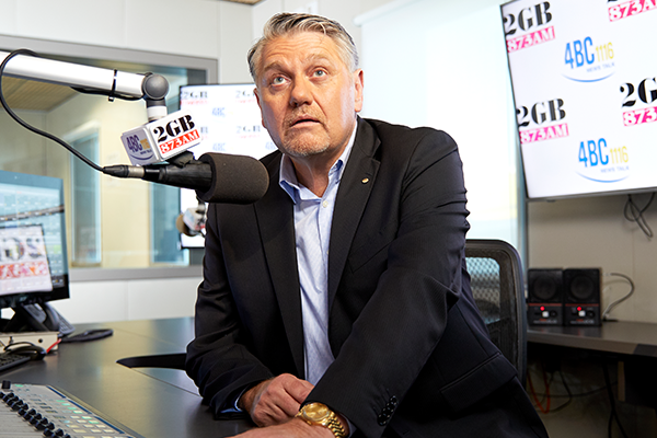 Article image for 'I'm resigning': Ray Hadley follows in gender advisor's footsteps