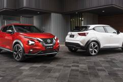Nissan's second generation Juke SUV now more mainstream in appearance but arrives in a far more competitive small SUV segment.