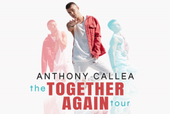 The 'selfish' reason behind Anthony Callea's final destination