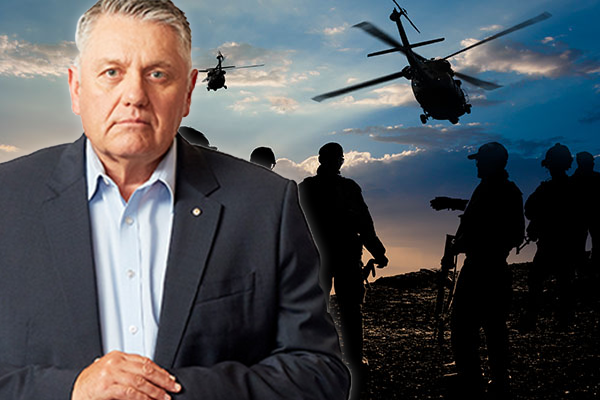Article image for 'Bloody disgrace': ADF Chief under fire after soldiers 'treated like offal'