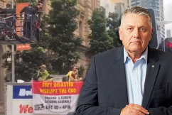 'Just clean them up!': Ray Hadley condemns response to Extinction Rebellion stunt