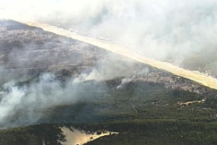Calls for full inquiry into Fraser fire after water bombing plane sits idle