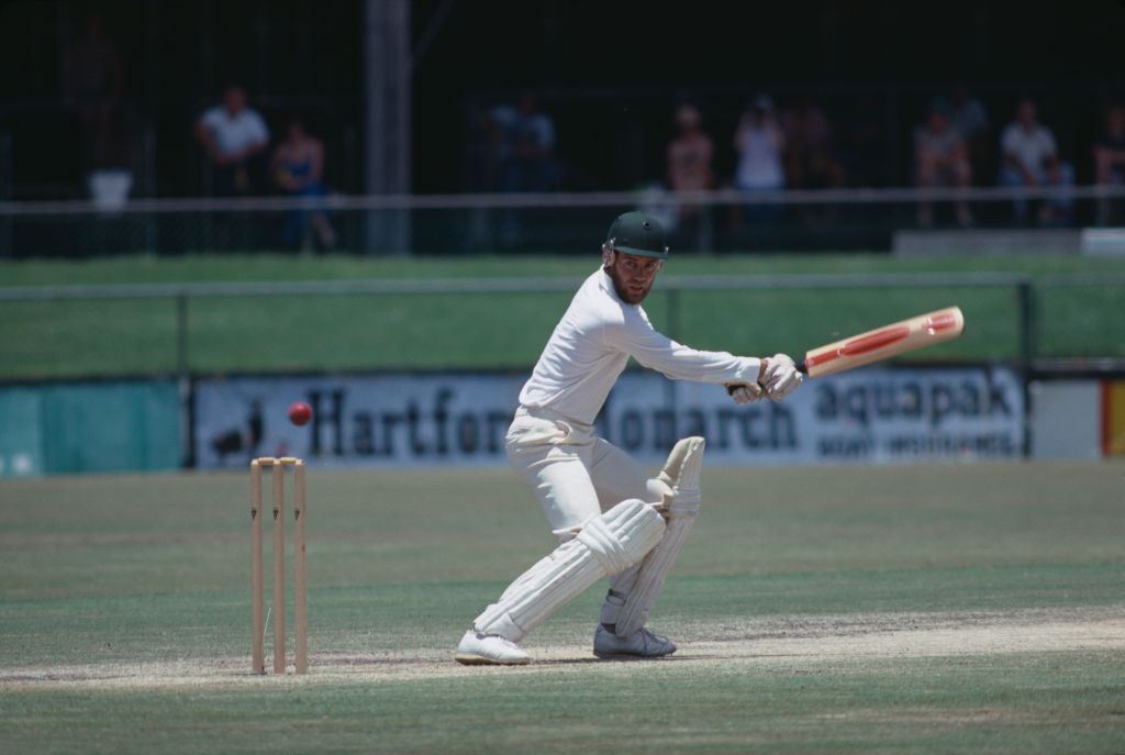 Article image for Cricketing great honoured for stepping up to bat for youth