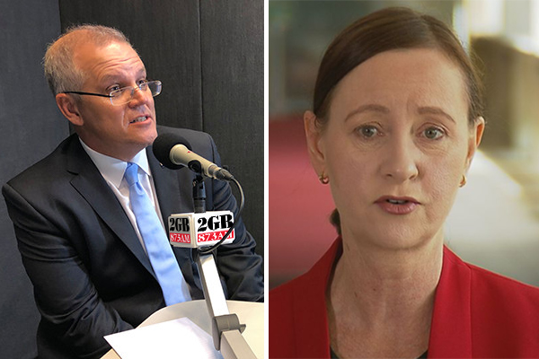Article image for 'This isn't a Brisbane problem': Health Minister hits back at mining camp comments