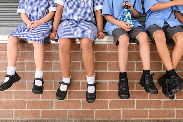 Article image for Why kids' health needs could spell the end of the traditional school uniform