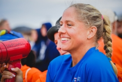 The Aussie fighting to make the English channel her own