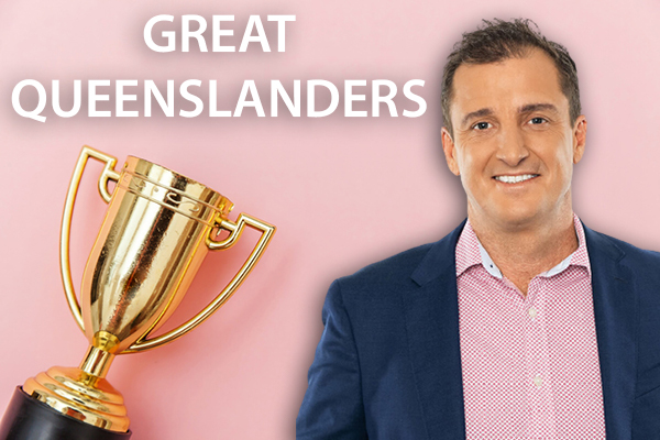 Article image for Great Queenslander: Kenn Lord's new book and heartfelt tribute to his father