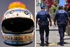 GOMA responds to controversial piece of art after police union demands apology