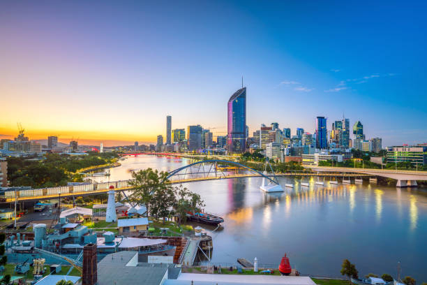 Article image for Why Brisbane needs a 10-year plan