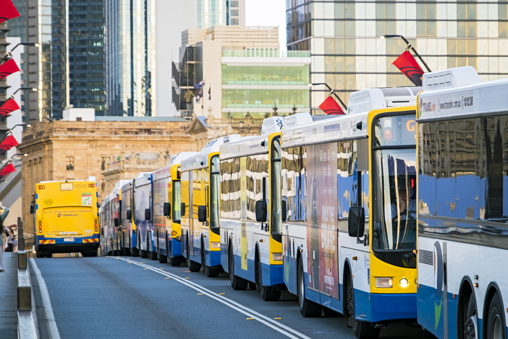 Article image for Brisbane City Council buses potential jobs to China