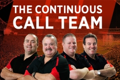 The Continuous Call Team – Full Show Saturday 1st May 2021