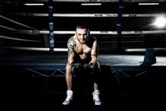 Dennis Hogan struggling to resonate with underdog label in 'high stakes' Tszyu fight