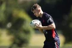 Second-generation Walker continues family legacy in Roosters debut