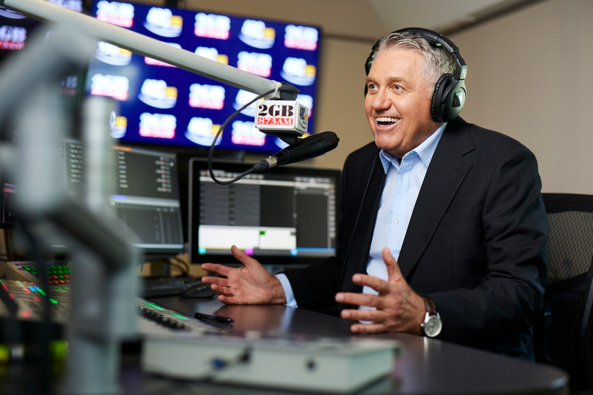 Article image for Ray Hadley may need to go to Specsavers after this admission!