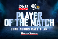 The CCT Player of the Match
