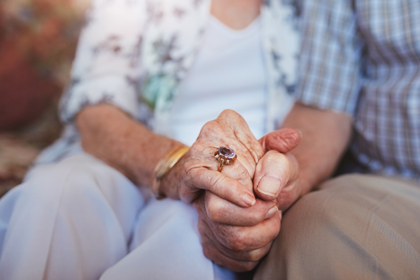 Article image for Whirlwind love story for 100-year-old bachelor