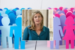 Minister for Women defends the need for a gendered portfolio
