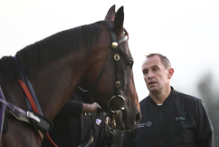 Hall of Famer and Winx trainer's career tipped over lunch