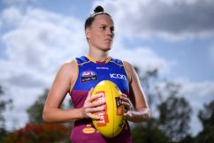 AFLW Lions captain hungry for a grand final win