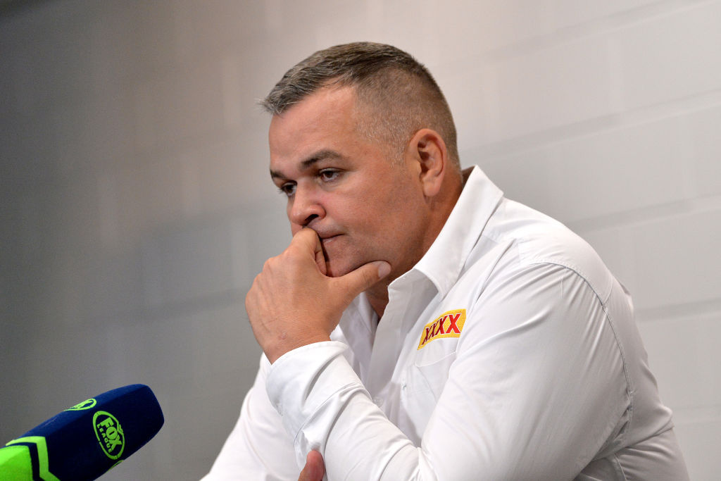 Article image for Anthony Seibold opens up on 'dark days' of 2020