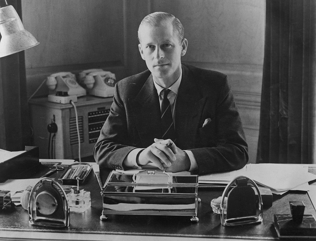 Article image for The 'remarkable' legacy the Duke of Edinburgh left youths across the world