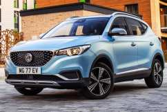 MG's ZS EV SUV – a surprise electric package