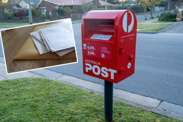 Article image for 'Is this normal?!': Spencer Howson surprised by snail mail delay