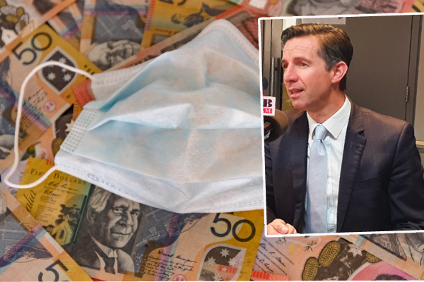 Article image for Finance Minister rejects idea for a COVID-19 levy to ease debt burden