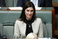 Nicolle Flint: 'Tired' of the double standards for women