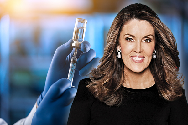 Article image for 'You couldn't pay me': Peta Credlin adds voice to vaccine doubts