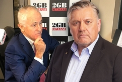 'Simply disgraceful!': Ray Hadley 'exposes' Malcolm Turnbull