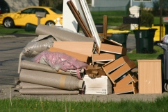 Illegal dumping surges after one year since service cut