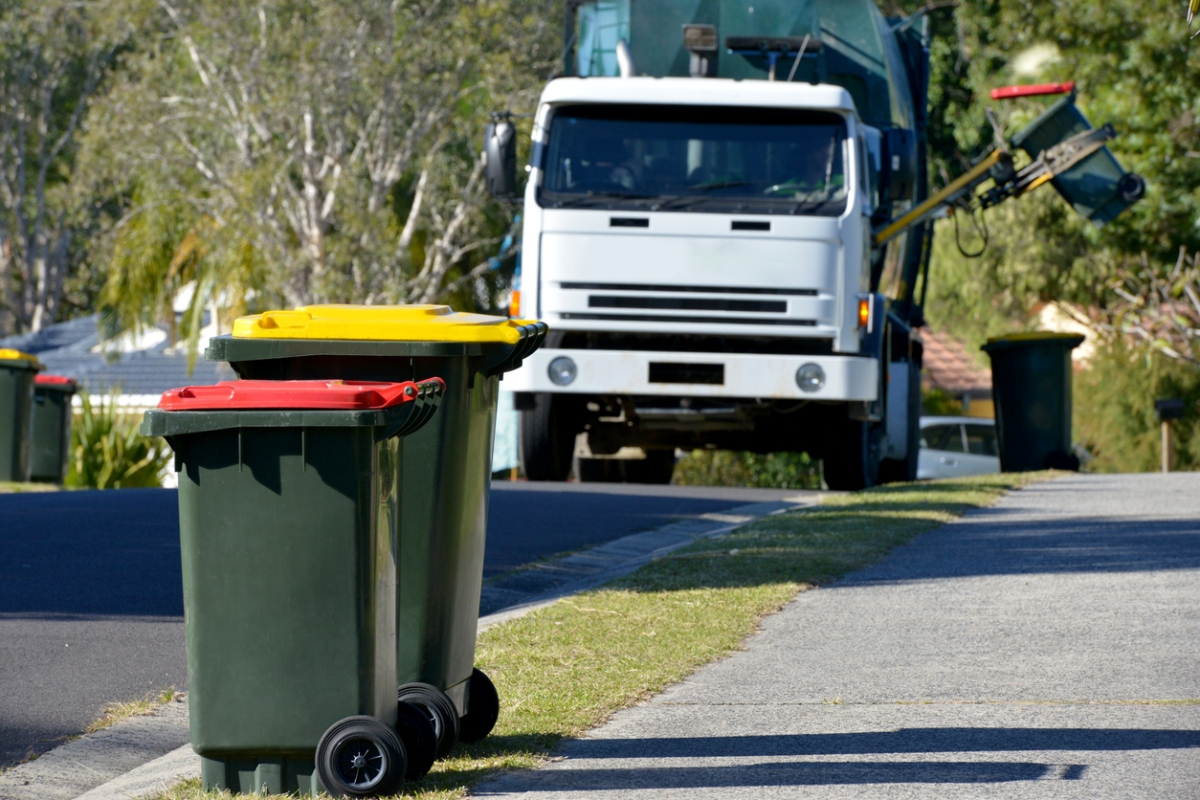 Article image for One local council's high-tech solution to the country's waste woes