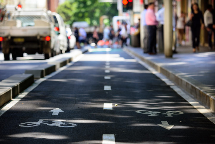 Article image for Council 'worked very hard' to minimise Cycleway and business clash